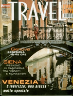 Travel, Mondadori review of tourism